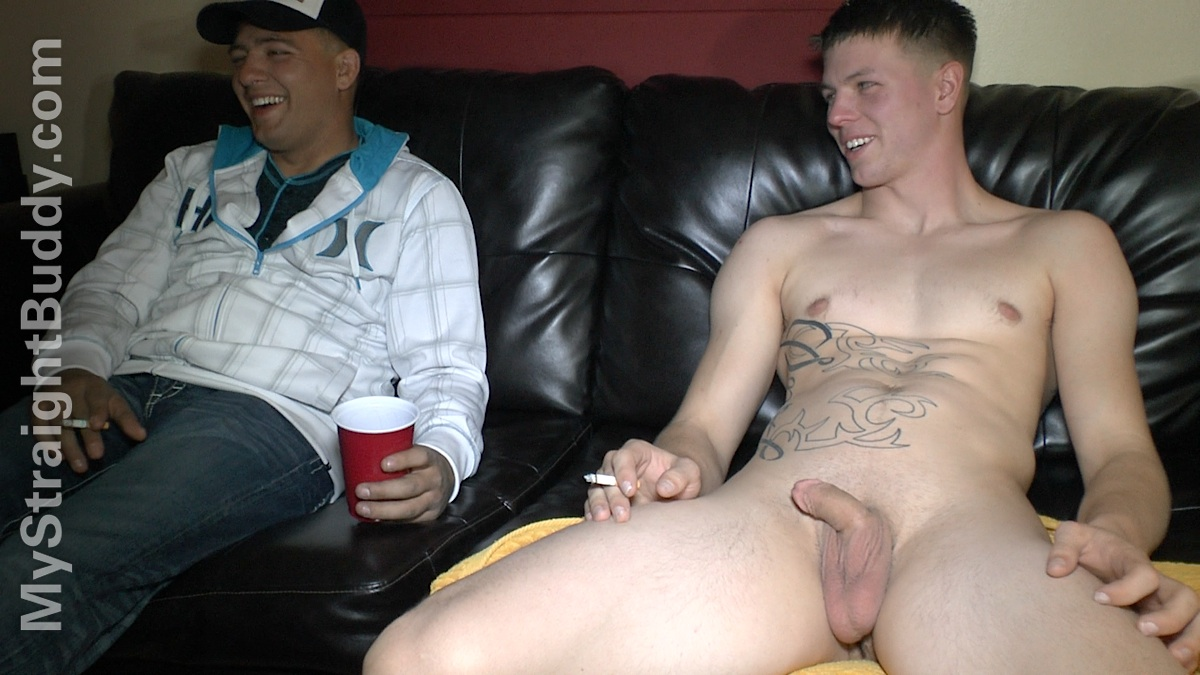 MyStraightBuddy-Marcus-Marine-Jerk-Off-Fleshlight-01 Straight Redneck Marine From Kentucky Jerks His Cock In Front of His Buddy