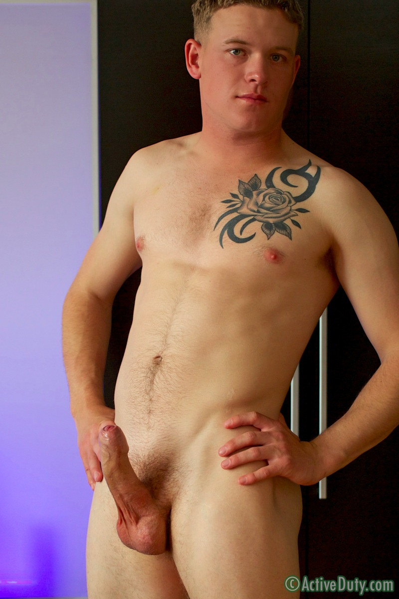 Big naked gay men