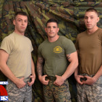 All-American-Heroes-Sergeant-Slate-Triple-fucking-big-cocks-Army-guys-Amateur-Gay-Porn-01-150x150 Two Real Army Privates Fuck Their Muscle Sergeant and Cum In His Mouth