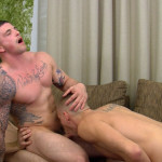 All-American-Heroes-Sergeant-Slate-Triple-fucking-big-cocks-Army-guys-Amateur-Gay-Porn-10-150x150 Two Real Army Privates Fuck Their Muscle Sergeant and Cum In His Mouth