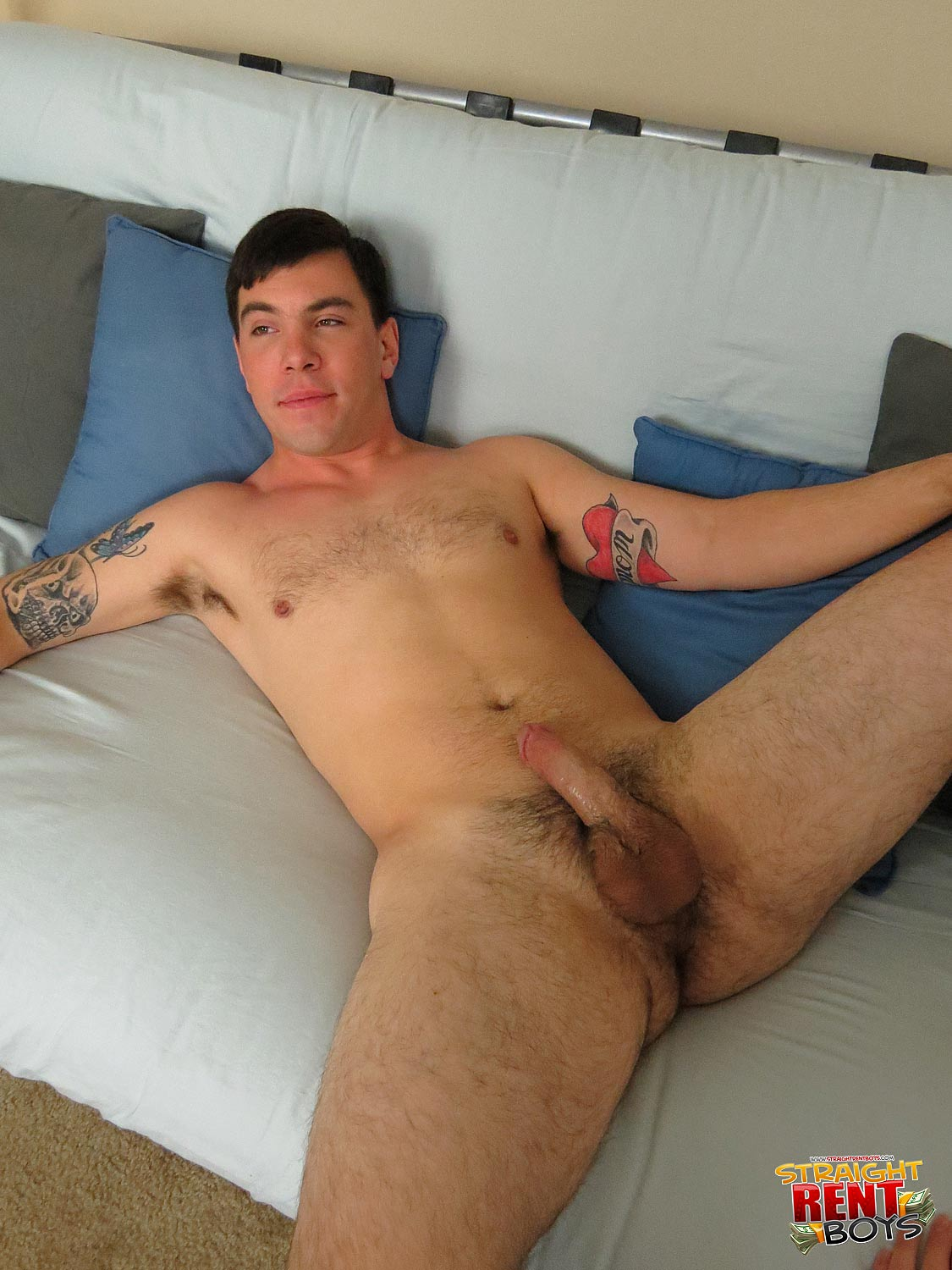 Straight-Rent-Boys-Ernie-and-Cody-Straight-Guys-Sucking-Cock-Amateur-Gay-Porn-11 Straight Young Beefy Stud Gets Blown By A Gay Hustler For Cash