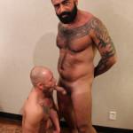 Breed-Me-Raw-Tom-Colt-and-Preston-Johnson-Hairy-Daddy-Barebacking-Amateur-Gay-Porn-01-150x150 Amateur Hairy Tatted Daddy Barebacking a Hot Young Smooth Bottom