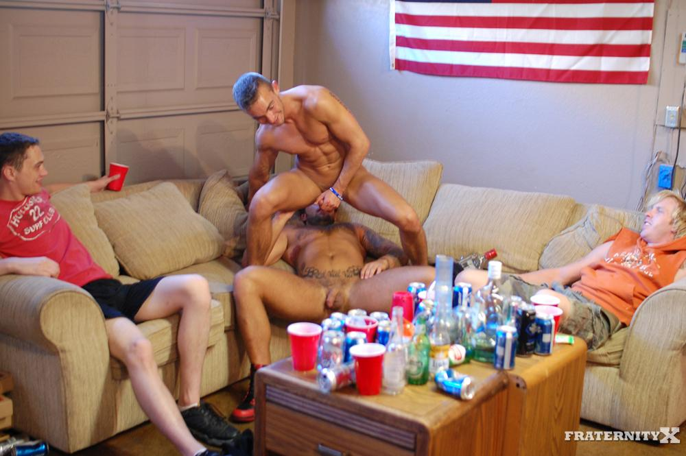 Fraternity-X-Carter-and-Grant-and-Kyle-Amateur-Fraternity-Barebacking-Gay-Porn-08 Passed Out Fraternity Boy Gets Barebacked By His Frat Brothers