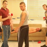 FraternityX-Kev-and-Grant-and-Shawn-and-Angelo-Frat-guys-fucking-bareback-Amateur-Gay-Porn-07-150x150 Drunk Passed Out Fraternity Brother Gets Humiliated And Barebacked