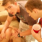 FraternityX-Kev-and-Grant-and-Shawn-and-Angelo-Frat-guys-fucking-bareback-Amateur-Gay-Porn-11-150x150 Drunk Passed Out Fraternity Brother Gets Humiliated And Barebacked