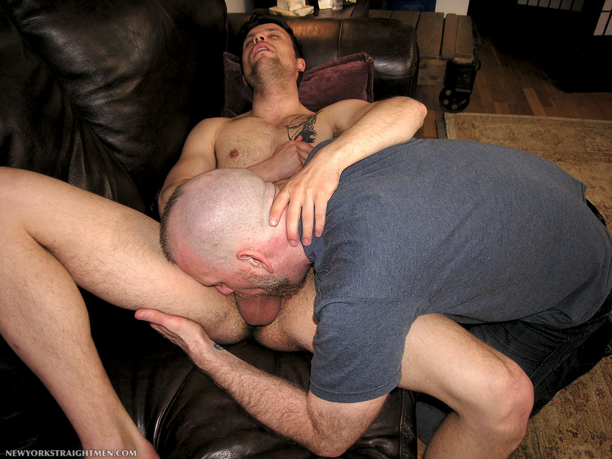 New-York-Straight-Men-Dimitri-and-Sean-Staight-Guy-Face-Fucking-Gay-Guy-Amateur-Gay-Porn-11 Recently Married Straight Guy Gets His Cock Serviced By A True Cocksucker