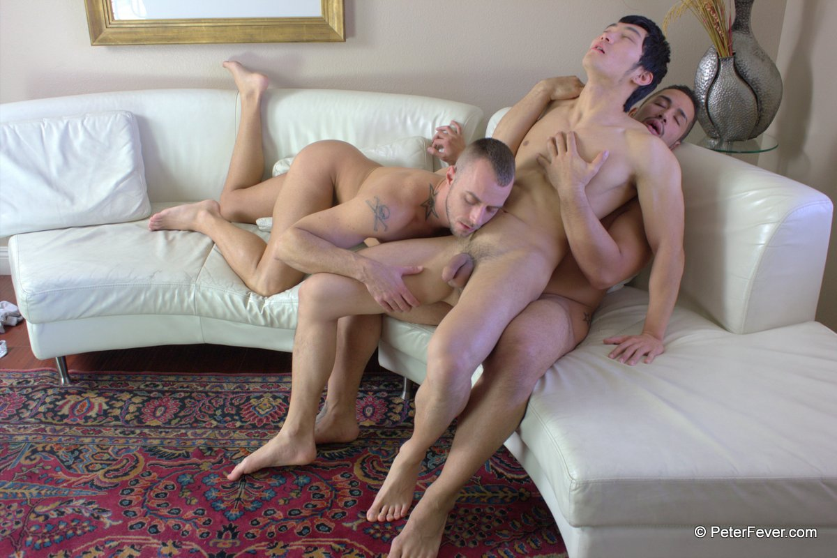 Peter Fever Eric East and Trey Turner and Jessie Colter White Muscle Guys Fucking Asian Guy Amateur Gay Porn 32 Sexy Asian Gets Fucked Hard In An Amatuer Muscle Threesome