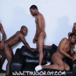 Thug-Orgy-Brooklyn-Bounce-Intrigue-Kash-Mr-Wayne-Young-Buck-Black-Thugs-Fucking-Amateur-Gay-Porn-01-150x150 Thug Orgy:  One Lucky Player Gets A Bukkake Face Full Of Thug Cum