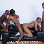 Thug-Orgy-Brooklyn-Bounce-Intrigue-Kash-Mr-Wayne-Young-Buck-Black-Thugs-Fucking-Amateur-Gay-Porn-10-150x150 Thug Orgy:  One Lucky Player Gets A Bukkake Face Full Of Thug Cum