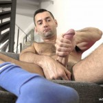 World-Of-Men-Chris-ADam-Big-Uncut-Cock-Jerk-Off-Masturbation-Amateur-Gay-Porn-03-150x150 Hairy Sexy Stud Fingers His Ass And Plays With His Huge Uncut Cock