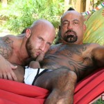 Butch-Dixon-Bo-Bangor-and-Drake-Jaden-Barebacking-Daddy-Muscle-Tatted-Stud-Amateur-Gay-Porn-02-150x150 Tatted Muscle Daddy Fucks His Younger New Neighbor Outside