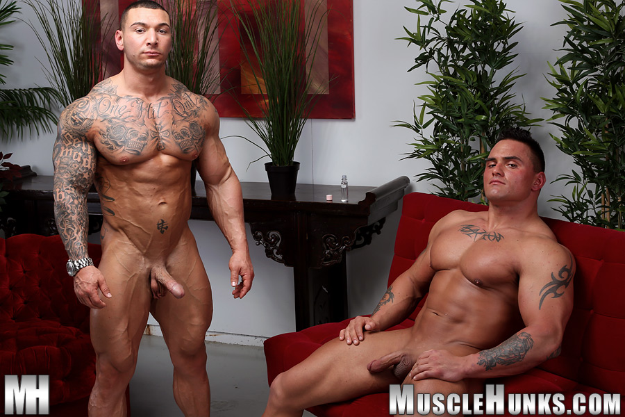 Muscle Hunks Jackson Gunn and Caleb del Gatto Amateur Wrestle In Jock Straps and Jerk Off Amateur Gay Porn 13 Amateur Straight Bodybuilders Wrestle In Jock Straps and Bust A Nut Together