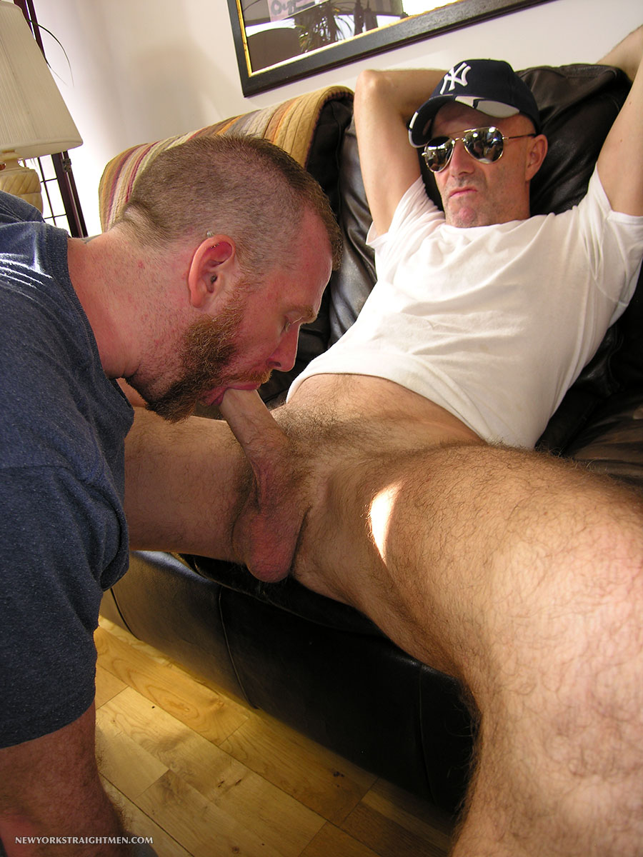 New-York-Straight-Men-Officer-M-and-Sean-Cop-Gets-His-Cock-Sucked-Amateur-Gay-Porn-09 Straight NYC Cop Forces His Cock Down A Cocksuckers Throat