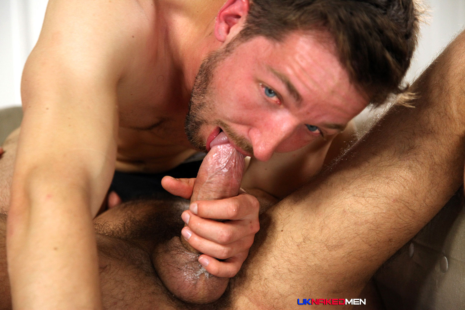 UK-Naked-Men-Antionio-Garcia-and-Jason-Stark-and-Valentin-Alsina-Huge-Cock-Fucking-Amateur-Gay-Porn-05 Peeping Tom Watches Two Masculine Uncut Guys Fucking