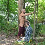 Guys-in-Sweat-Pants-Austin-Wilde-and-Arnaud-Chagall-Muscle-Guys-Fucking-In-The-Woods-Amateur-Gay-Porn-05-150x150 Best Friends Austin Wilde and Arnaud Chagall Muscle Fuck In The Woods