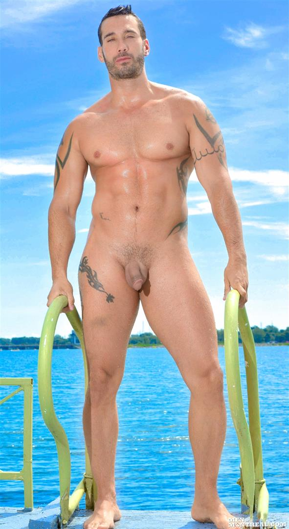 Men-of-Montreal-Gabriel-Clark-and-Alexy-Tyler-Muscle-Studs-Fucking-Amateur-Gay-Porn-04 Big Cock Amateur Muscle Studs Fucking Along The River Banks