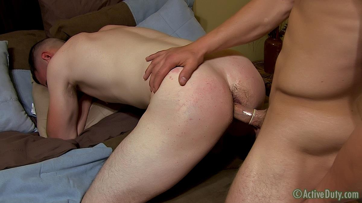 Gay Ass First Time