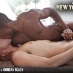"Lucas-Entertainment-Kings-Of-New-York-Season-2-Sean-Sean-Xavier-and-Duncan-Black-Interracial-Fucking-Big-Black-Cock-Amateur-Gay-Porn-08-150x150 White Hunk Takes A 12"" Black Cock Up His Ass and Eats A Load"