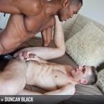 "Lucas-Entertainment-Kings-Of-New-York-Season-2-Sean-Sean-Xavier-and-Duncan-Black-Interracial-Fucking-Big-Black-Cock-Amateur-Gay-Porn-19-150x150 White Hunk Takes A 12"" Black Cock Up His Ass and Eats A Load"