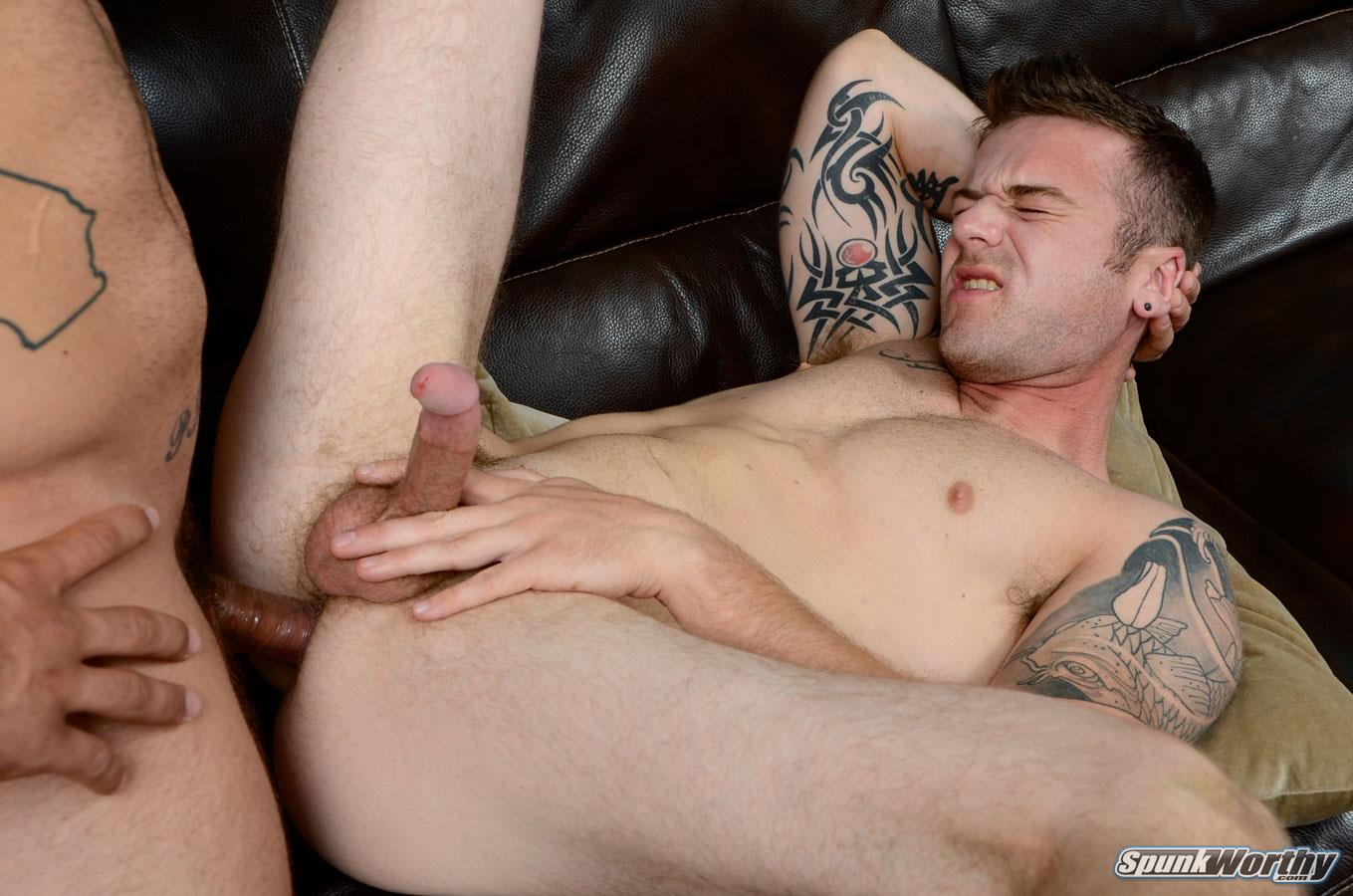 SpunkWorthy-Nicholas-and-Scotty-Beefy-Muscle-Straight-Marine-Fucks-First-Man-Ass-Amateur-Gay-Porn-16 Straight Beefy Muscle Marine Fucks His First Man Ass