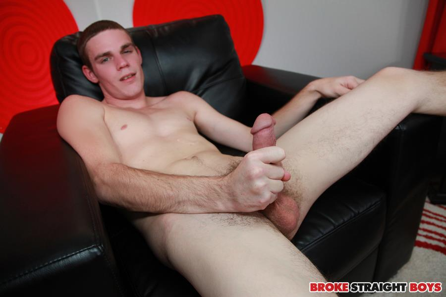 Broke-Straight-Boys-Kael-Diggs-Straight-Twink-Jerking-Thick-Cock-Amateur-Gay-Porn-29 Amateur Straight Oklahoma Twink Jerking Off His Thick Cock For Cash