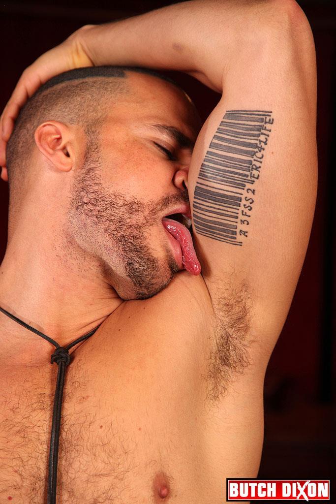 Butch-Dixon-Delta-Kobra-Muscle-Hunk-With-A-Big-Uncut-Cock-Jerking-Off-Amateur-Gay-Porn-04 Amateur Muscle Hunk Delta Kobra Jerks His Big Thick Uncut Cock