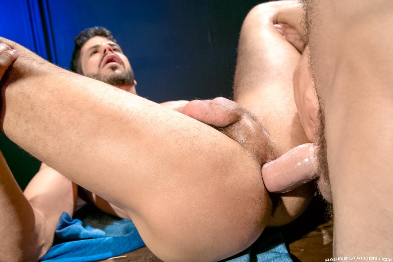 Raging Stallion Tommy Defendi and Ray Han Big Uncut Cock Fucking Amateur Gay Porn 14 Tommy Defendi Fucks A Tight Masculine Uncut Hung Bottom