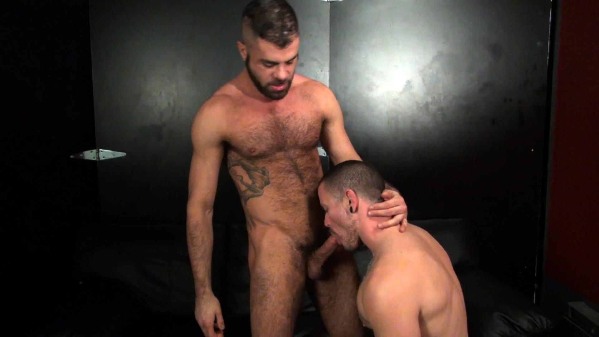 Raw-Fuck-Club-Max-Cameron-and-Markus-Isaacs-Hairy-Muscle-Bareback-Breeding-BBBH-Amateur-Gay-Porn-6 Max Cameron and Markus Isaacs Breeding Each Other's Hairy Ass