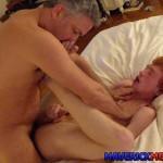 Maverick-Men-Hunter-Josh-Big-Cock-Daddys-Fucking-Ginger-Redhead-Amateur-Gay-Porn-21-150x150 Young Virgin Ginger Twink Gets Two Thick Daddy Cocks Bareback