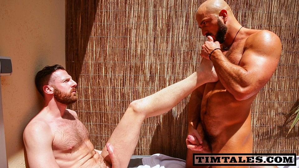 TimTales-Tim-Kruger-and-Bruno-Boni-Big-Uncut-Cocks-Fucking-With-Feet-Play-Amateur-Gay-Porn-04 TimTales: Tim and Bruno Boni - Big Cock And Feet Play