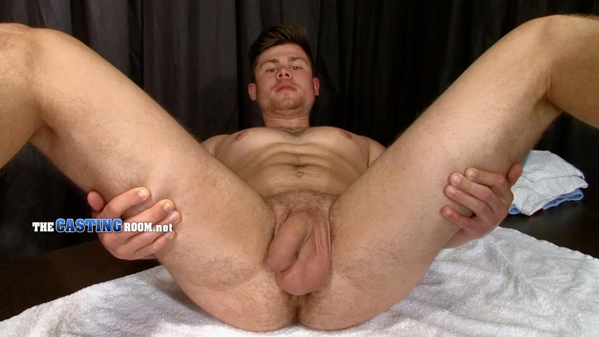 Uncut cock straight porn