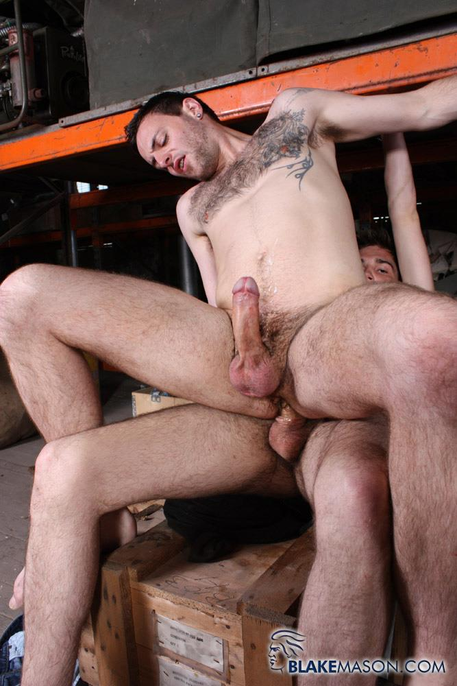 Blake-Mason-Riley-Tess-And-Jonny-Parker-Hairy-British-Guys-With-Big-Uncut-Cocks-Fucking-Amateur-Gay-Porn-17 Horny, Hairy, Uncut British Guys Fucking In A Warehouse