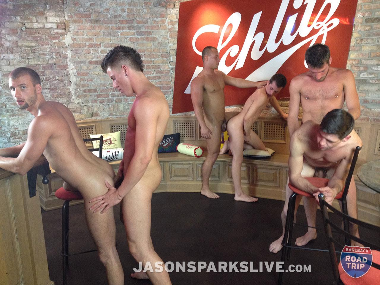 Jason Sparks Live Dustin Tyler Shawn Andrews Brendon Scott Corbin Riley Antonio Paul Jake Matthews Bareback Orgy Amateur Gay Porn 12 Big Cock Amateur Bareback Orgy in Milwaukee