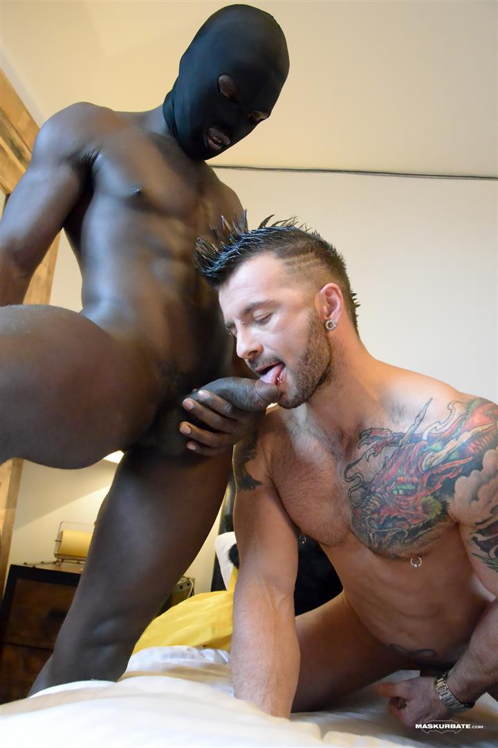 Latino Dick Big Man Black