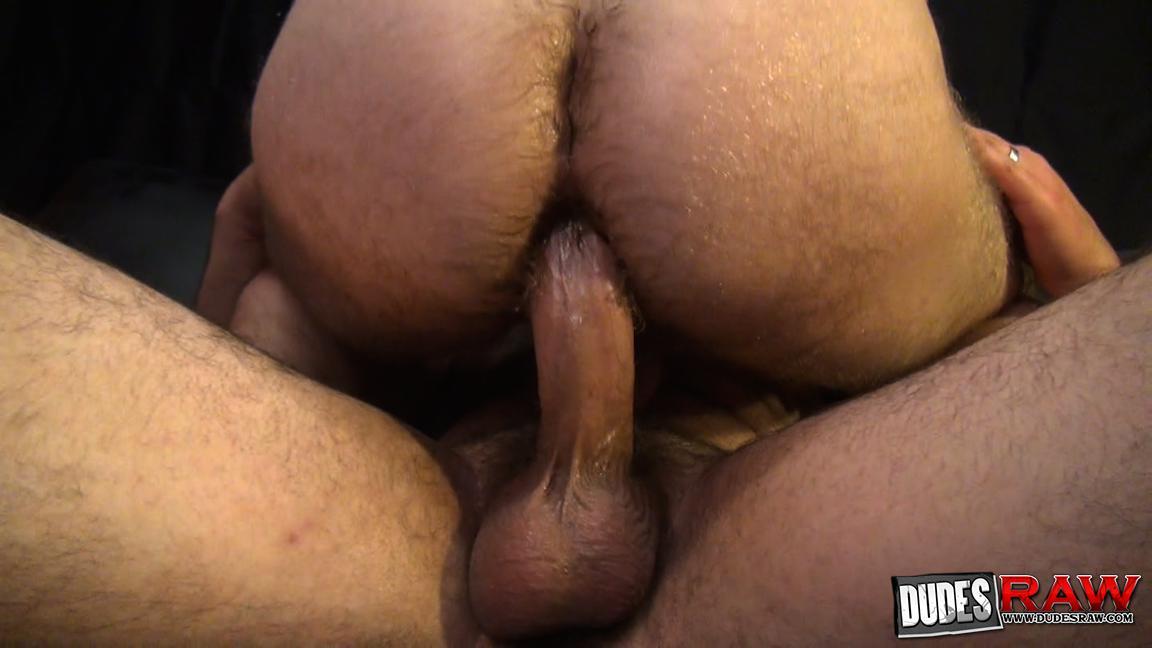 Dudes-Raw-Kodah-Filmore-and-James-Roscoe-Barebacking-A-Hairy-Ass-Piggy-Sex-Amateur-Gay-Porn-15 Pure Pigs:  Kodah Filmore Breeding James Roscoe