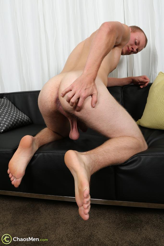 ChaosMen Lincoln Redhead Low Hanging Balls Jerking Off Ginger Amateur Gay Porn 40 Redheaded Straight Texas Guy With Low Hanging Balls Jerks Off His Big Cock