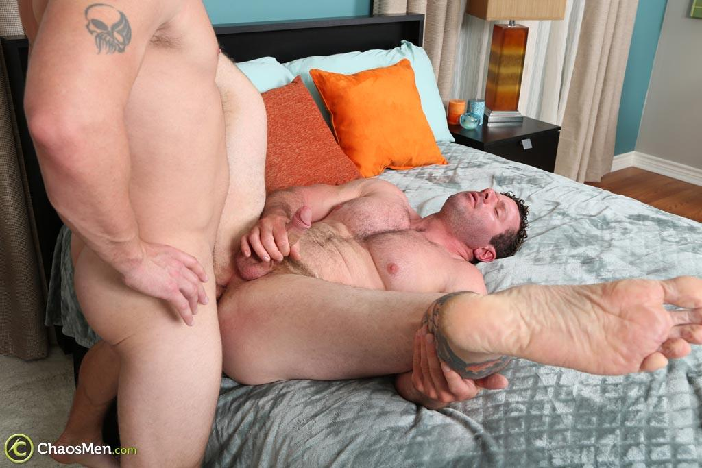 Chaosmen-Ransom-and-Wagner-Straight-Bodybuilder-Getting-Barebacked-Amateur-Gay-Porn-47 Hairy Straight Bodybuilder Gets Barebacked By His Bi Buddy