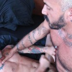Dudes-Raw-Alessio-Romero-and-Nick-Cross-Hairy-Latino-Muscle-Daddy-Barebacking-Amateur-Gay-Porn-72-150x150 Hairy Muscle Daddy Alessio Romero Barebacking Nick Cross