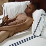 Southern-Strokes-Wesley-Black-Twink-With-A-Big-Black-Uncut-Cock-Amateur-Gay-Porn-19-150x150 Black Texas Twink Jerking Off His Big Black Curved Cock