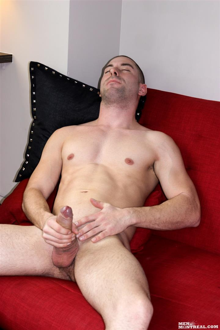 Men-of-Montreal-Cedrick-Dupuy-Hung-Muscle-Guy-With-Big-Uncut-Cock-Amateur-Gay-Porn-15 Canadian Hunk With A Big Uncut Cock Auditions For Gay Porn