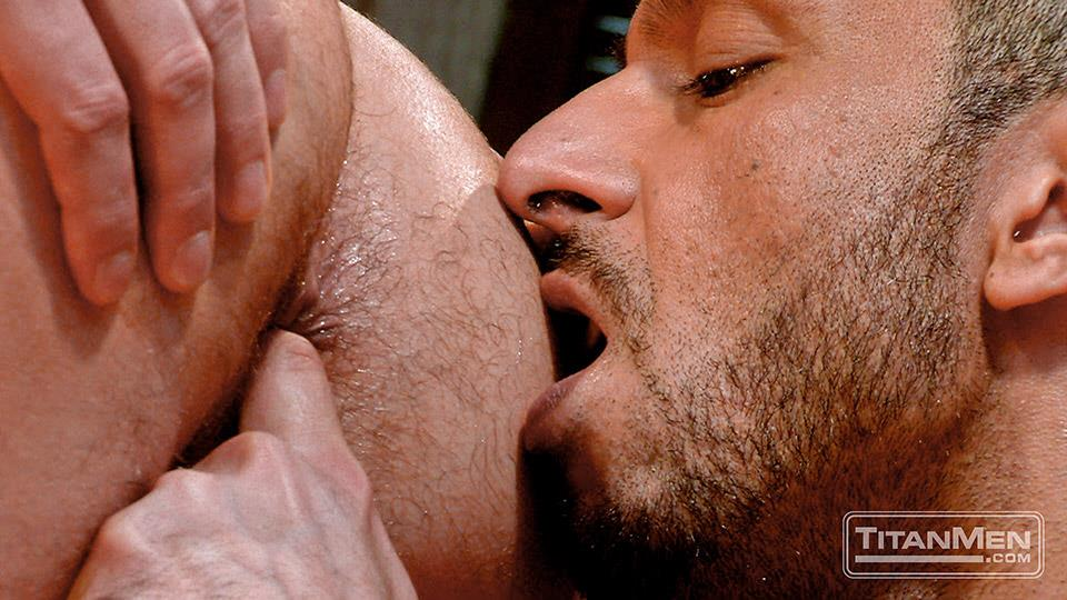 Titan Media Adam Champ and Donnie Dean Hairy Muscle Bear With Big Uncut Cock Fucking Amateur Gay Porn 15 Hairy Muscle Bear Adam Champ Fucking A Tight Ass With His Big Uncut Cock