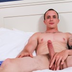 Active-Duty-James-Straight-Army-Guy-Jerking-Off-His-Big-Cock-Amateur-Gay-Porn-10-150x150 Tatted Straight Army Hunk Auditions For Gay Porn and Shoots A Big Load