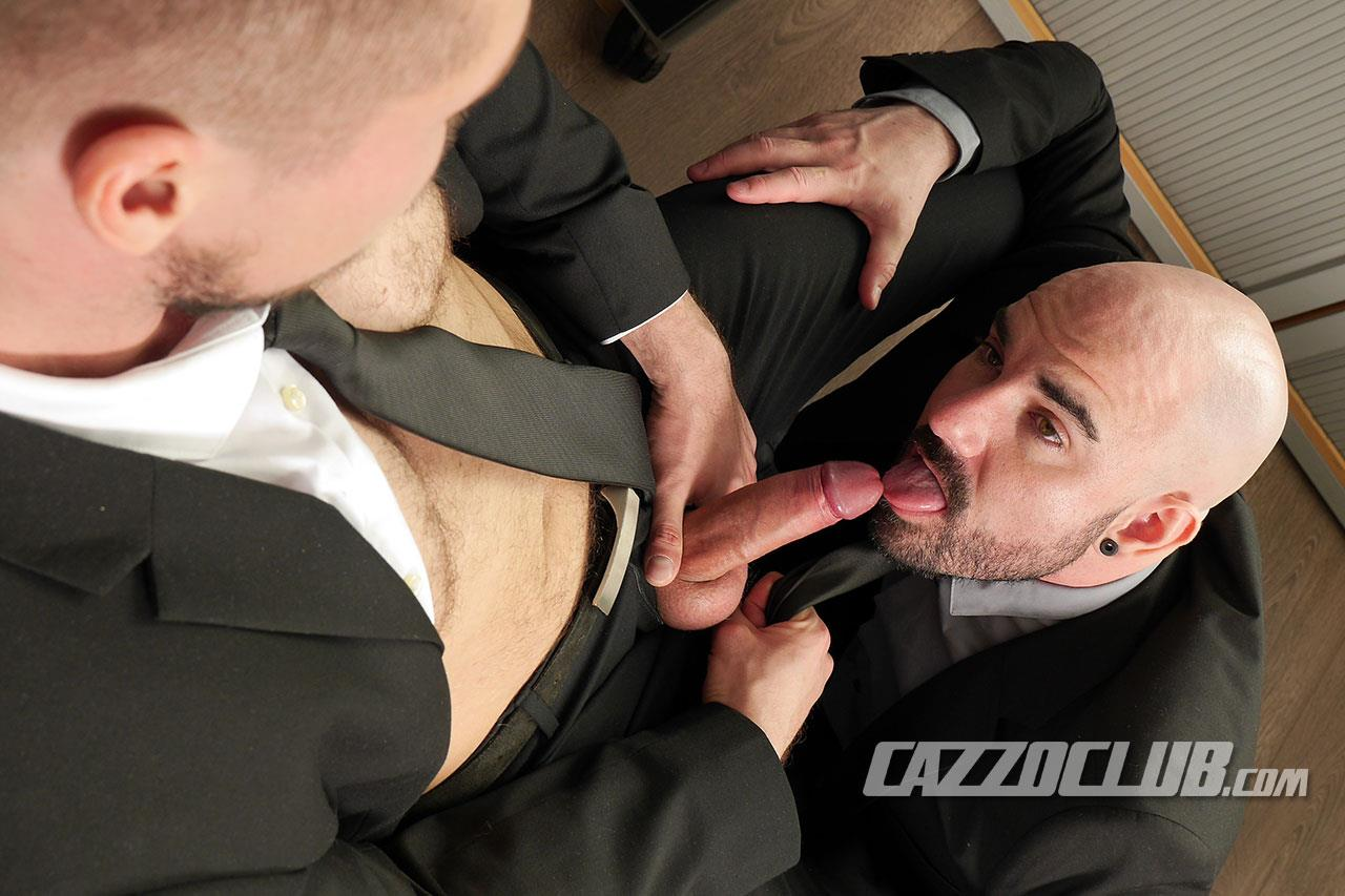 Cazzo Club Adam Darcre and Matteo Valentine Bareback Uncut Cocks Amateur Gay Porn 06 German Guys In Suits Fucking Bareback With Their Big Uncut Cocks