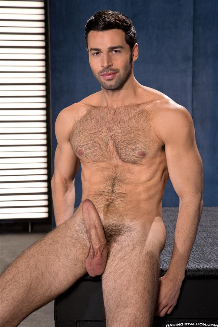 Raging-Stallion-Adam-Ramzi-and-Dario-Beck-Hairy-Ass-And-A-Big-Uncut-Cock-Amateur-Gay-Porn-04 Fucking A Hairy Ass Muscle Jock Ass With A Big Uncut Cock