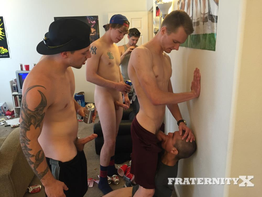 Fraternity-X-Naked-College-Jocks-Bareback-Sex-Party-Amateur-Gay-Porn-05 Fraternity Boys Bareback Gang Bang A Hot Freshman Ass