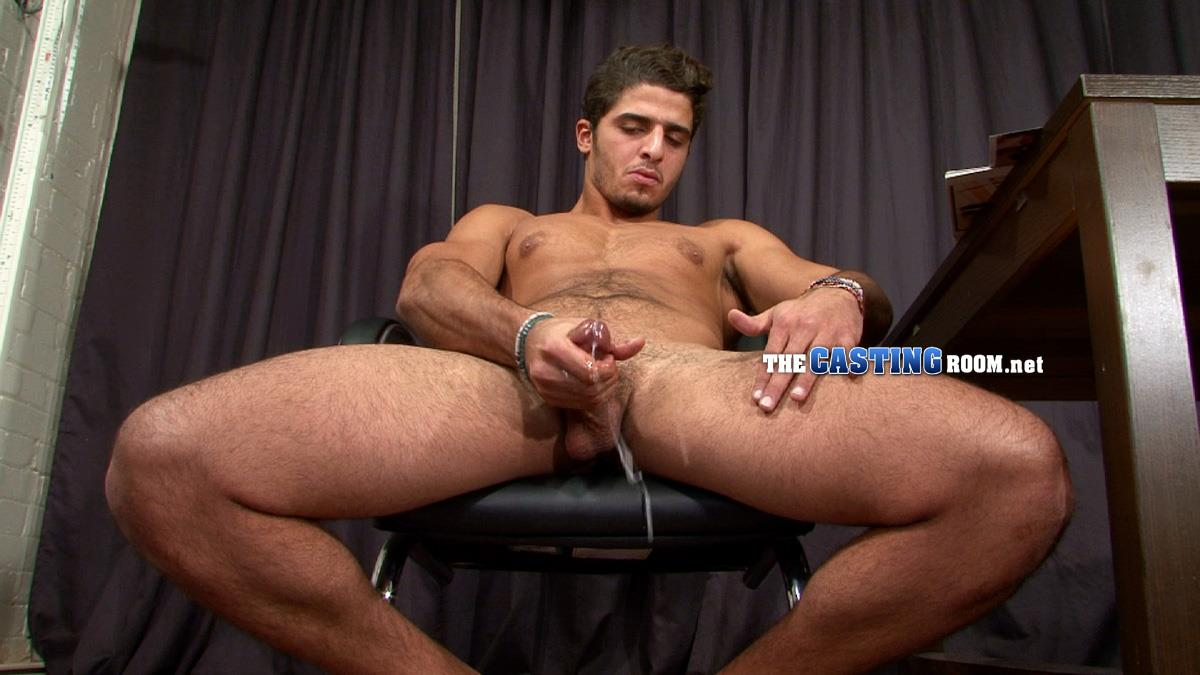 The-Casting-Room-Hossam-Naked-Arab-Jerking-Big-Arab-Cock-Amateur-Gay-Porn-16 Straight Arab Auditions For Porn and Jerks His Hairy Cock
