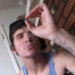 Boys-Smoking-Lex-Chain-Redneck-With-A-Big-Cock-Masturbation-Amateur-Gay-Porn-04-150x150 Straight Redneck Smokes While Stroking His Big Hard Cock
