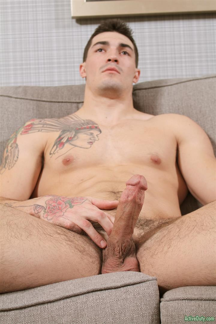 Active-Duty-Scott-Straight-Muscular-Army-Jock-Naked-Jerk-Off-Amateur-Gay-Porn-09 Straight Muscular Army Jock Auditions For Gay Porn