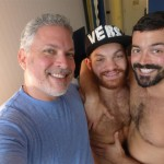 Maverick-Men-Adam-Hairy-Muscle-Cub-Barebacked-By-Two-Muscle-Daddies-Amateur-Gay-Porn-13-150x150 Young Hairy Muscle Cub With A Big Uncut Cock Takes Two Daddy Cocks