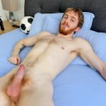 Bentley Race Tomas Kyle Redheaded Jock With A Big Uncut Cock 25 150x150 Ginger Jock Busts Out His Big Uncut Cock And Hairy Balls